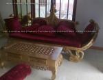Sofa, Bangko, Bale-Bale Perahu Set Meja