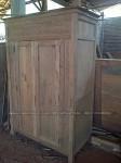 Almari Antik Kayu Jati Bekas Kuno Recycle pintu 2 Minimalis