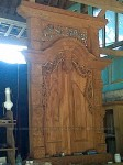 Pintu, Kusen Gebyok Rumah Kayu Jati Ukiran Jepara