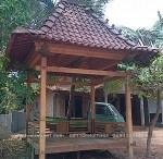 Joglo Gasebo Ukiran Jepara Tumpang Sari  Recycle Antique ( jogglo jepara )