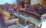 Kursi Tamu Barcelona Bintang Lima Jumbo Royal Set 4211 Kerajinan Jepara