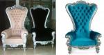 sofa kursi princes kayu jati jepara