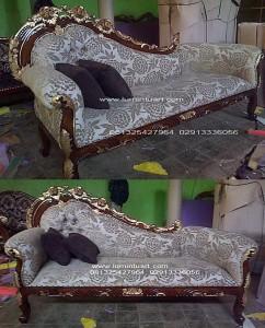 sofa, kursi, bangko kayu jati jepara ukiran lois mawar biyur