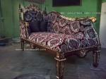 "mpb 1616 sofa kursi bangko ""U"" kayu jati ukiran jepara"