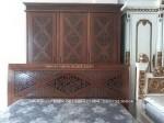jual set kamar pengantin minimalis batik kayu jati jepara